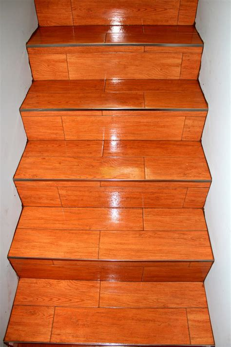 wood tile stairs tile on stairs newsonair org