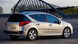 Peugeot 207 Sw : 2009 peugeot 207 sw side pose in white wallpaper ~ Gottalentnigeria.com Avis de Voitures