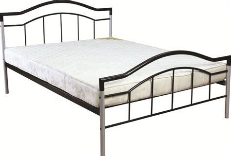 cot with mattress buy your cot beds brennington metal cot