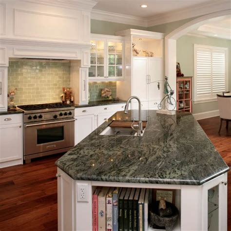 Top 3 Reasons to Choose a Natural Granite Countertop