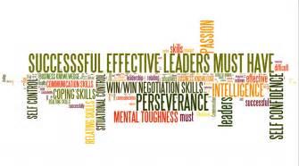 successfuleffective leaders