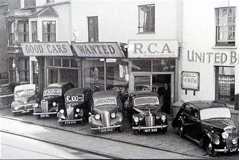 10+ Images About Old Car Dealerships On Pinterest