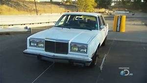 "IMCDb org: 1988 Chrysler Fifth Avenue in ""MythBusters"