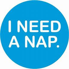 I Need A Nap Button