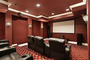 Home Cinema Room : guest post how to choose a color scheme for your home theater a little design help ~ Markanthonyermac.com Haus und Dekorationen