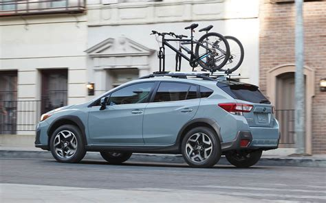 subaru crosstrek review turbo colors rumors
