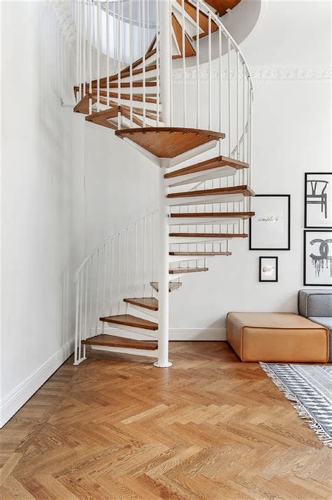 exciting scandinavian staircase designs   home