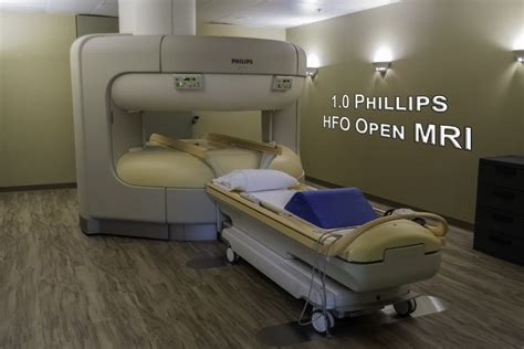 Open Magnetic Resonance Imaging