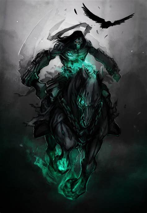 Death N Despair Digital Art Fantasy Art Pinterest