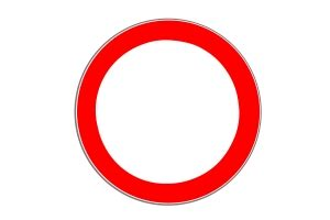 durchfahrt verboten schild durchfahrt verboten verkehrsschild 250 verkehrsregeln 2019
