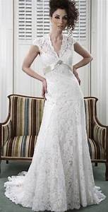 lace vintage style wedding dress With wedding dresses lace vintage style