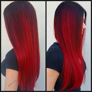Bright Reds (513 free hair color pictures)