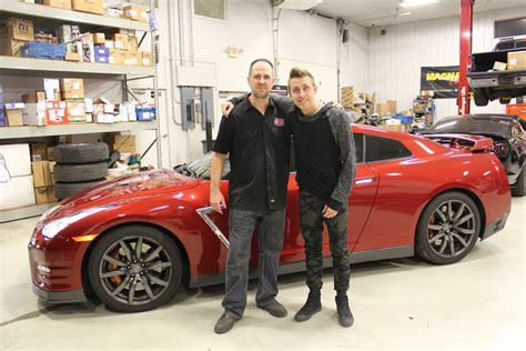 nissan gtr roman atwood smile more with roman atwood armytrix gt r blog and