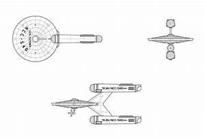 Starship Schematic Database - U F P  And Starfleet