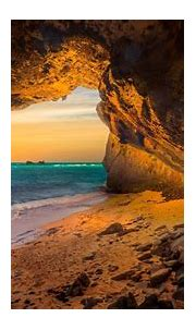 Ocean Cave HD Wallpaper   Background Image   1920x1080 ...