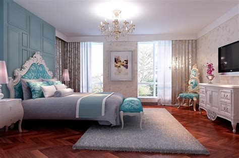 home bedroom interior design new classical bedroom interior design for 3d house