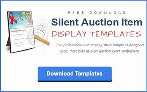 auction bid cards template - 3 tips for displaying auction items to attract fierce bidding