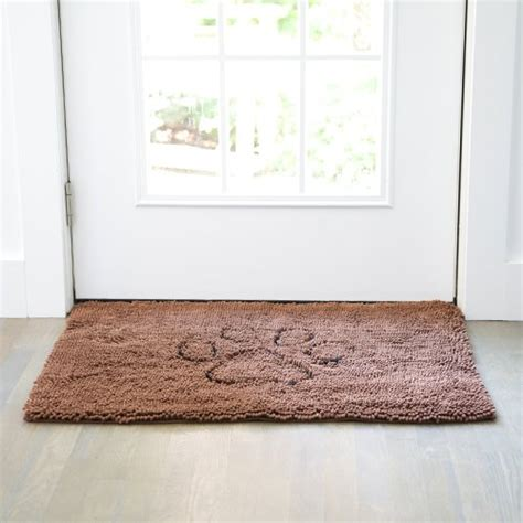 tapis ultra absorbant doormat tapis pour chien dog