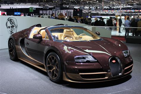 The veyron grand sport vitesses that form the basis of the rembrandt edition cars won't get any mechanical upgrades; Bugatti-Veyron-Grand-Sport Vitesse Rembrandt (4) | Les Voitures