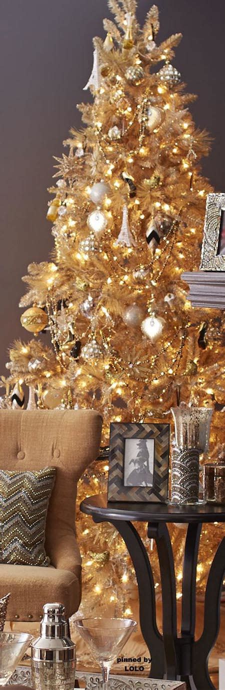 christmas tree gold decorations 35 fabulous gold decorating ideas all about