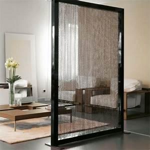 Zimmer Trennen Ikea : modernes zimmer mit einer eleganten trennwand schwarze ~ A.2002-acura-tl-radio.info Haus und Dekorationen
