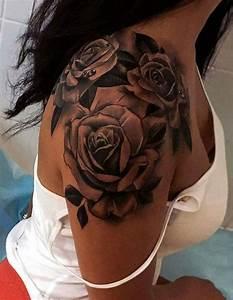 50+ Beautiful Rose Tattoo Ideas   Tattoos :)   Tattoos ...