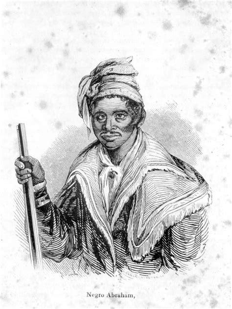 florida memory abraham black seminole interpreter