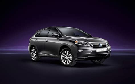 2013 Lexus Rx 350 And Rx 450h First Look  2012 Geneva