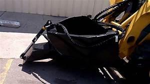 Skid Steer Concrete Bucket