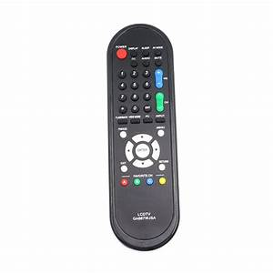 New Replace Ga667wjsa Rrmcga667wjsa Remote For Sharp Lcd