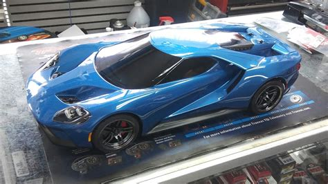 traxxas ford gt traxxas ford gt 1 10th scale look