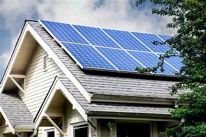Energy Renewable Solar Panels Roof