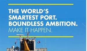 Port of Rotterdam wants to be the world's smartest port ...