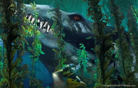 forest wallpaper dinosaurs images pliosaur kelp forest hd wallpaper and Kelp