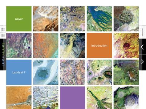 Best Free Ipad App Of The Week Nasa Earth As Art Ipad