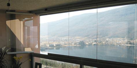 verande scorrevoli per balconi vetrate per balconi scorrevoli