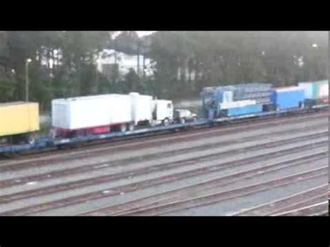 James E Strates Shows Train
