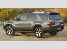 2008 Toyota 4Runner Review, Ratings, Specs, Prices, and