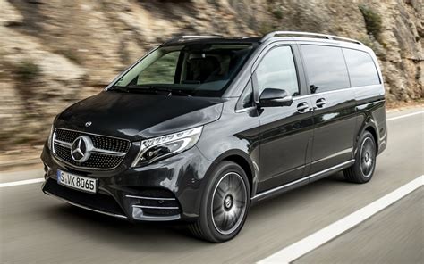 Mercedes V Class Wallpapers by 2019 Mercedes V Class Amg Line Wallpapers