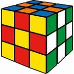 Cube Icon Rubik Vector Rubiks Soccer3 3d
