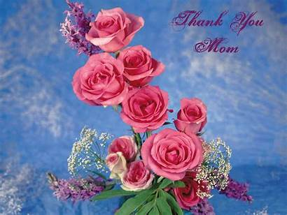 Mom Thank Mothers Wallpapers Cool Christian Roses