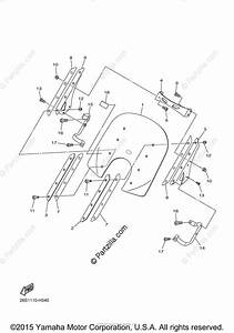 Yamaha Motorcycle 2010 Oem Parts Diagram For Cowling