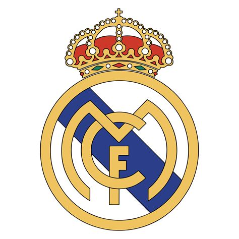 Real Madrid Cf Logo Png