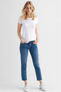 Cropped jeans herr