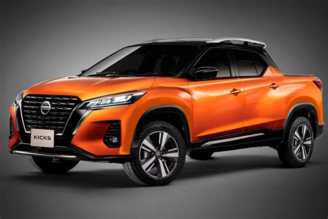 The Nissan Kicks Is Now A Pickup? | CarBuzz
