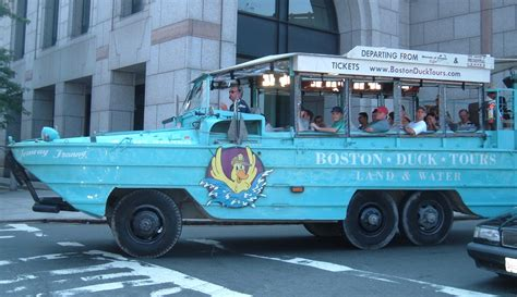 Duck Boat Tours Boston Prudential Center by Boston Duck Tours