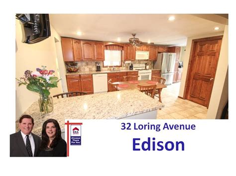 House For Sale In Edison, Nj At 32 Loring Ave Youtube