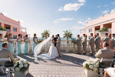wedding venues  clearwater beach fl  knot