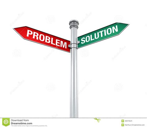 Solution Clipart Problem And Solution Clipart Clip Images 13721