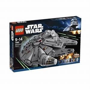 Faucon Millenium Star Wars : lego star wars 7965 faucon millenium lego achat prix fnac ~ Melissatoandfro.com Idées de Décoration